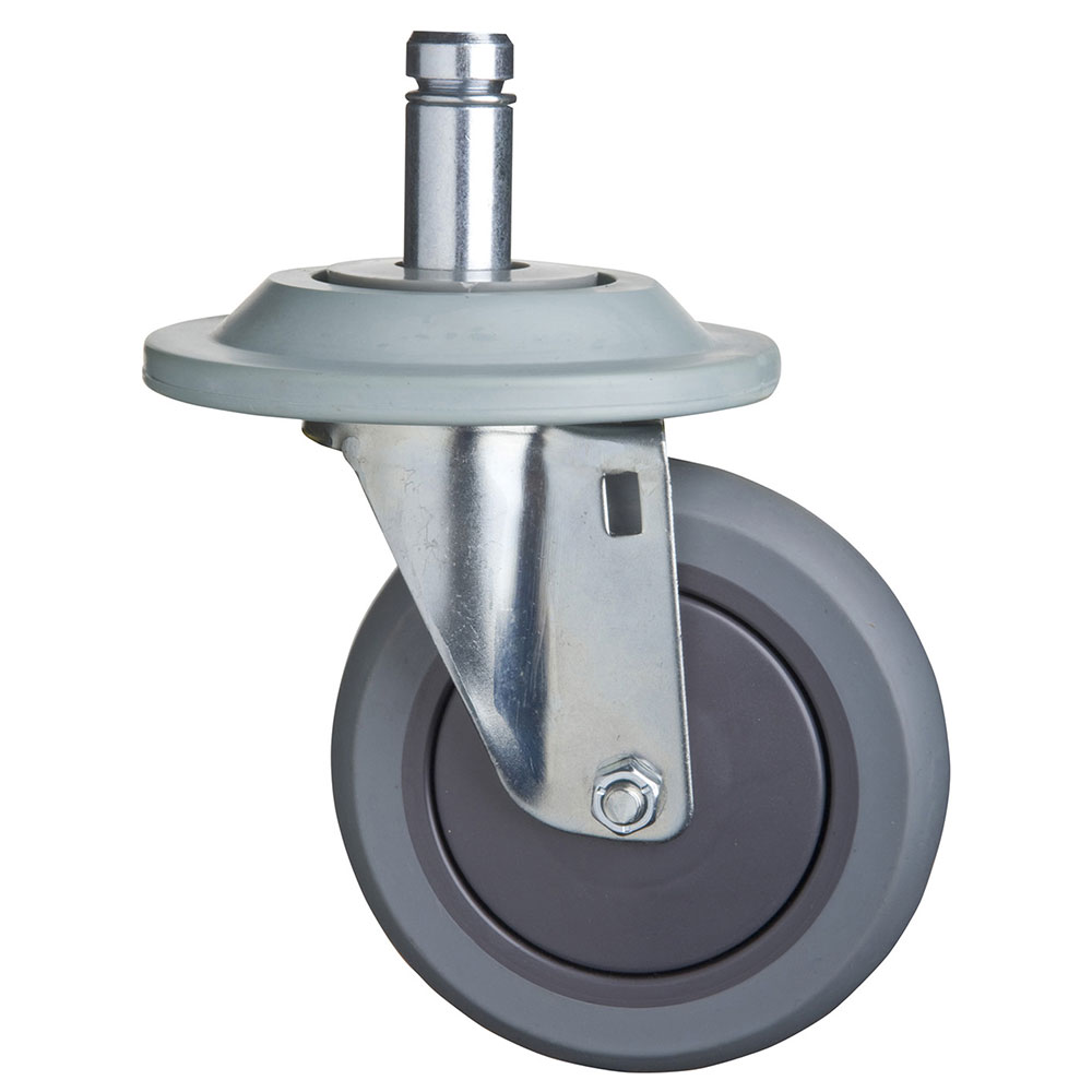 Focus FTSC6 6 in Casters, With Bumpers, Set Of 4