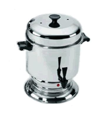 Focus K1336 36 Cup, Stainless Steel Coffee Brewer/Urn, Lighted Switch, NSF