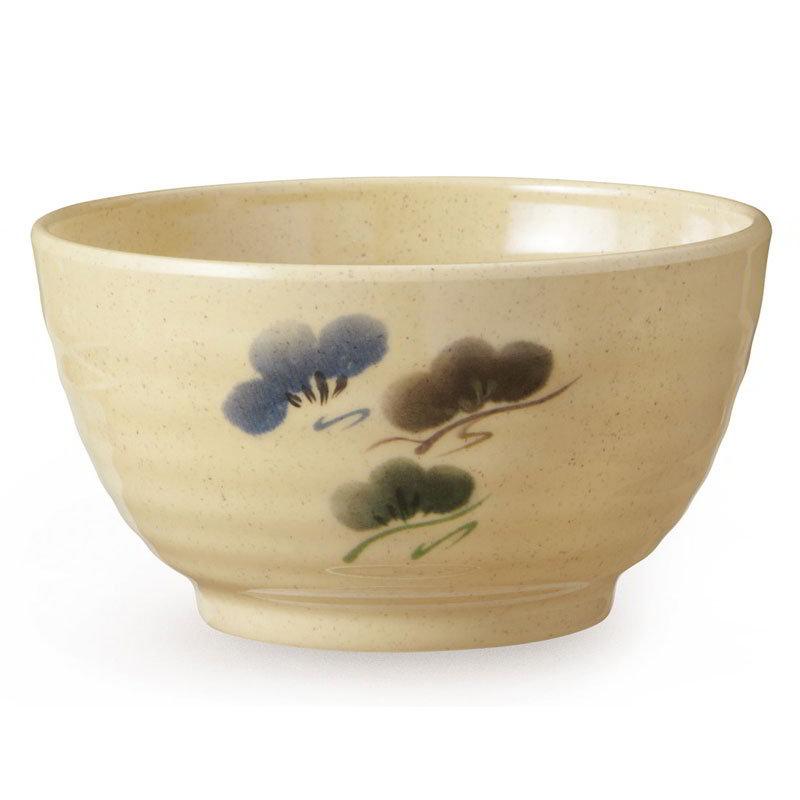 GET 207-45-TK 4-1/2 in Soup/Rice Bowl, Melamine