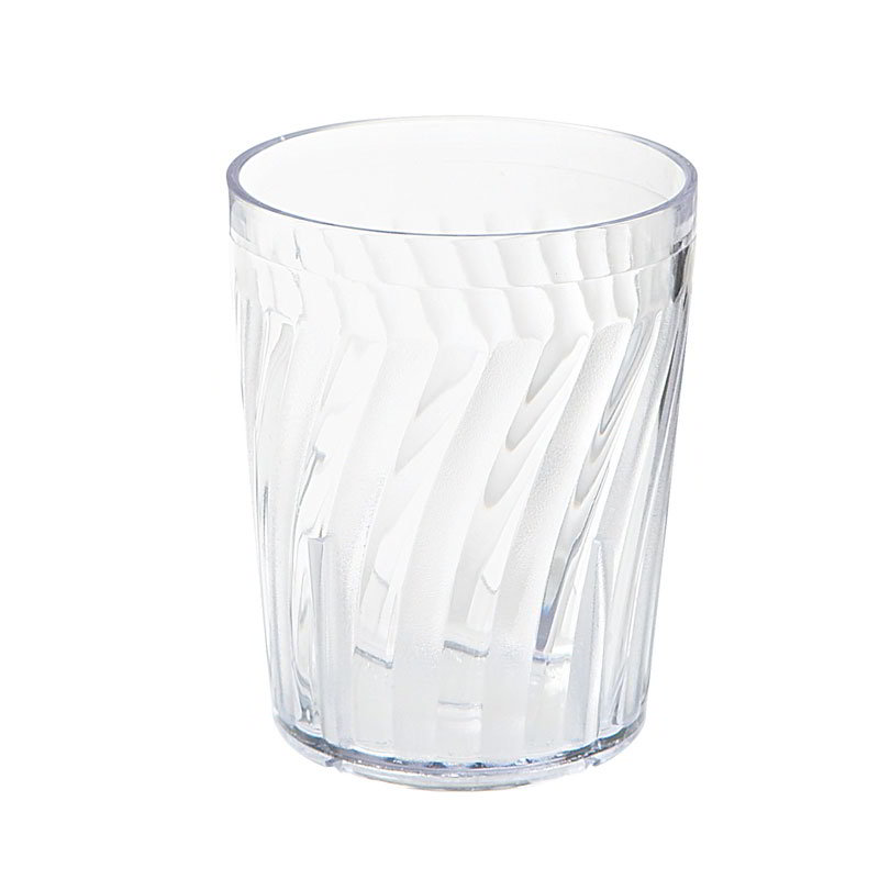 GET 2206-1-CL 6 oz Healthcare Tumbler, 3-1