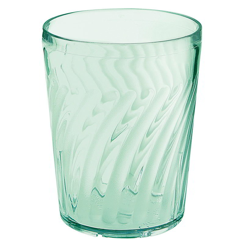 GET 2206-1-JA 6 oz Healthcare Tumbler, 3-1/4 in Tall, Jade