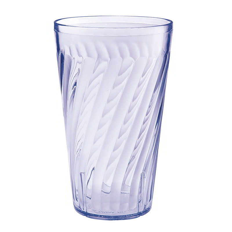 GET 2212-1-BL 12 oz Healthcare Tumbler, 5 in Tall, Blue
