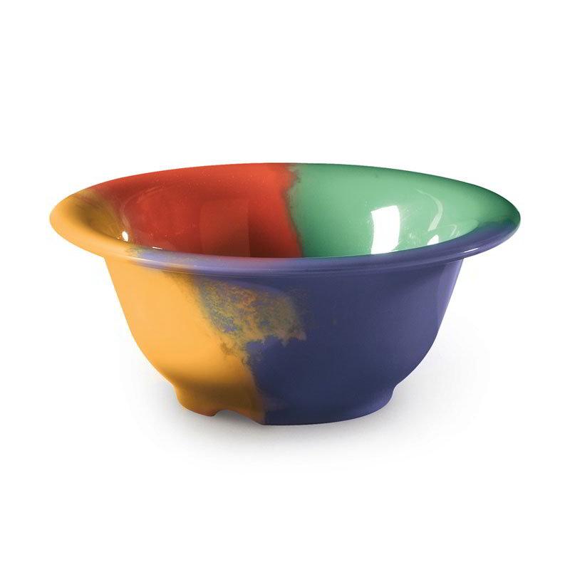 GET B-105-CE 10 oz Bowl, 5-3/8 in, Melamine, Celebration