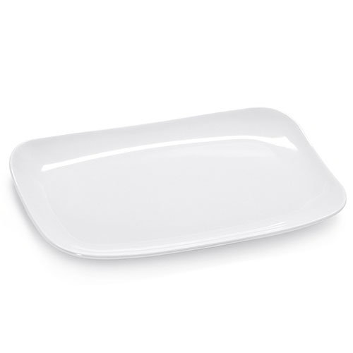 G.E.T CS-6103-W Siciliano Platter 11-1/4 x 7 Rectangular Restaurant Supply