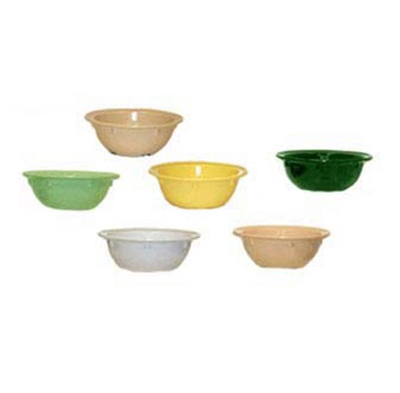 GET DN-313-T 13 oz Grapefruit Bowl, 5-5/8 in, Melamine, Tan, Supermel