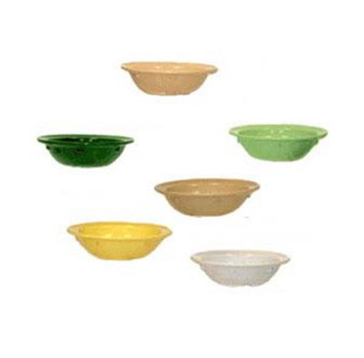 GET DN-335-W 3-1/2 oz Fruit Bowl, 4-1/8 in, Melamine, White, Supermel