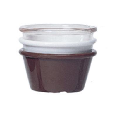 GET ER-040-IV Ramekin, 4 oz, Plain, Melamine, Ivory