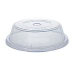 GET CO-103-CL Cover For 10.75-in To 11.8-in Round Plates, Clear Polypropylene