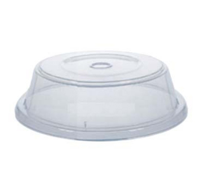 GET CO-94-CL Cover For 9.25-in To 10-in Round Plates, Clear Polypropylen