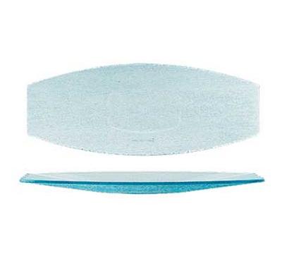 GET HI-2032-JA Oval Cache Platter, 22.5 x 9-in Wide, Ja