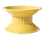 GET ML-106-VN Venetian Pedestal w/ Rubber Feet & Break Resistance, Melamine
