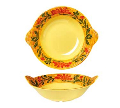GET ML-117-VN 9-in Venetian Melamine Bowl w/ 1-qt Capacity