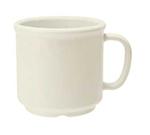 GET S-12-IV 12-oz Bake And Brew Mug, Ivory