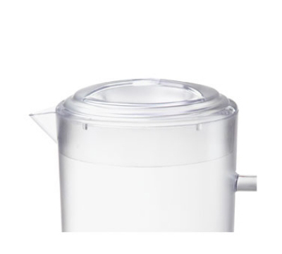 G.E.T LID-3064-CL Replacement Lid For Pitcher P-3064 Clear Restaurant Supply