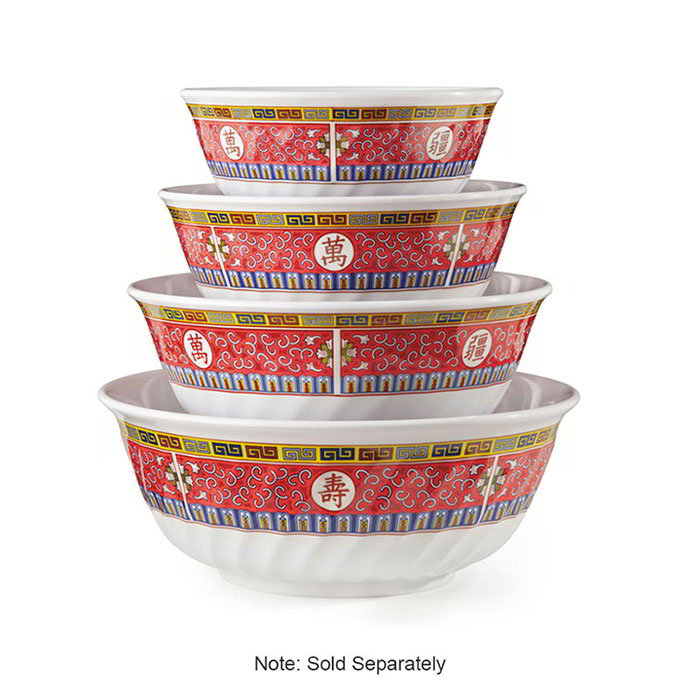 GET M-607-L 32 oz Bowl, Melamine, Dynasty Longevity