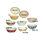 GET M-811-W 32 oz Bowl, 7-1/2 in, Melamine, White, Supermel