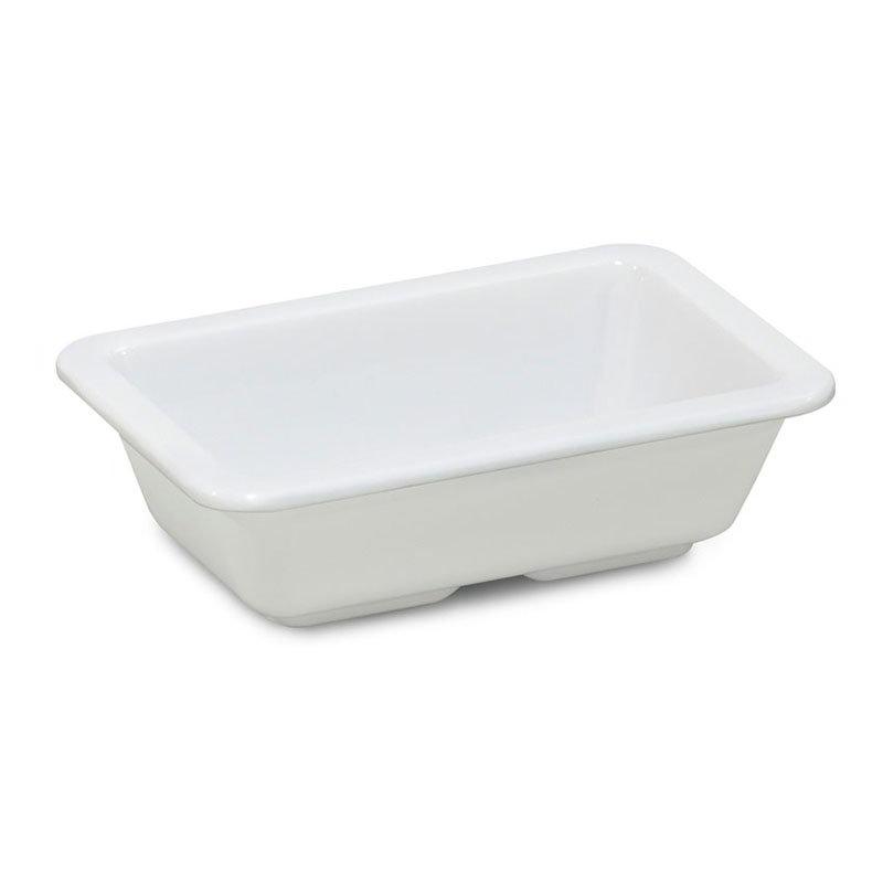 GET ML-123-W 4 oz Sauce Dish, Melamine, White