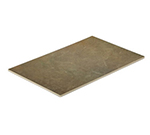 GET ML-286-SLATE Stone Mel Slab, 24 x 15 x .3-in Thick