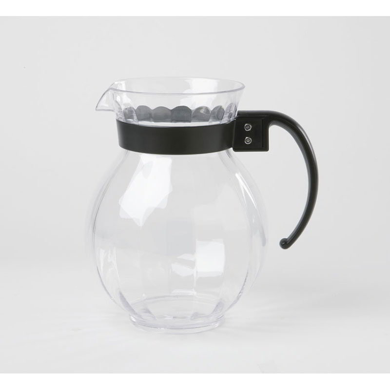 GET P-4091-PC-BK 90-oz Tahiti Pitcher