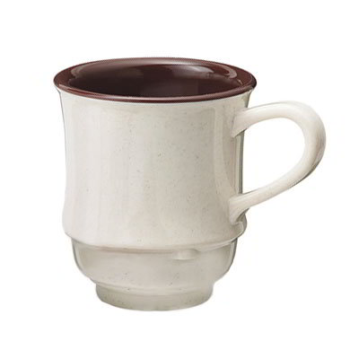 GET TM-1208-U 8 oz Mug / Cup, Stacking, Two-Tone