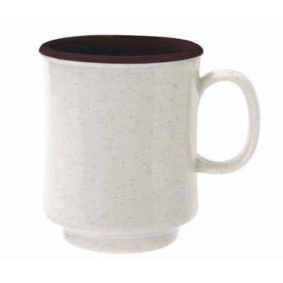 GET TM-1308-U 8 oz Mug / Cup, Stacking, Two-Tone