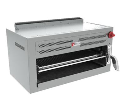 """Wolf Range C36IRB 36"""" Salamander Broiler - Infinite Manual Control, 30,000-BTU, NG"""