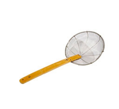 Town Food Service 42508SF 8 in Diameter Shark Fin Mesh Skimmer, Sta