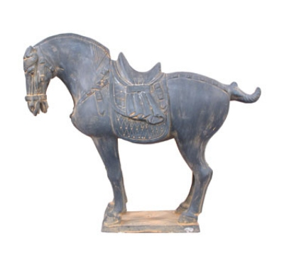Town Food Service 28263 Horse Statue,