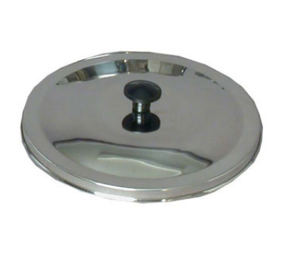Town Food 36608 8-1/4 in Dim Sum Steamer Cover Domed Stainless Restaurant Supply