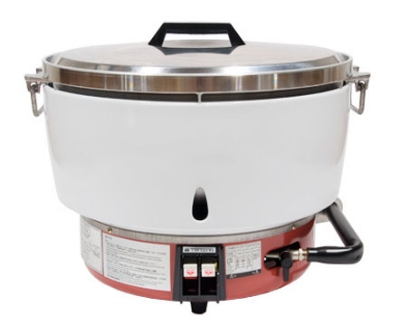 Town Food Service RM-50N-R 55-Cup Rice Cooker w/  Aluminum Exterior, NG
