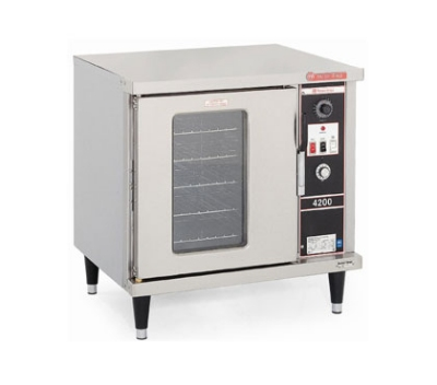 Market Forge 4292 Double Full Size Electric Convection Oven - 240/1v