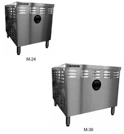 Market Forge L-24 24-in Modular Cabinet Base