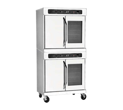 Market Forge 8292 Double Deep Depth Electric Convection Oven, 208/3v