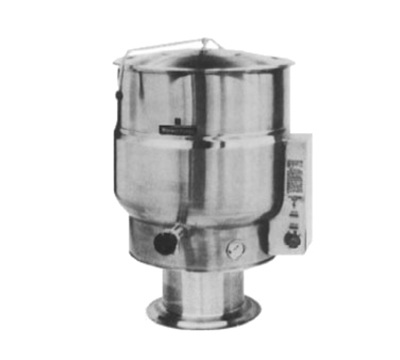 Market Forge F-80PE 80-gal Kettle, Direct Steam, 2/