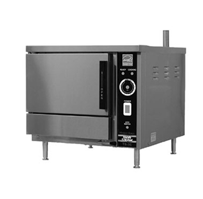 Market Forge TS-5E4603 Boilerless Convection Steamer w/ (5) 12x20x2.5-in Pan