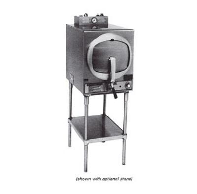 Market Forge ST-AG LP Pressure Steamer w/ 1 Compartment, No Base, LP