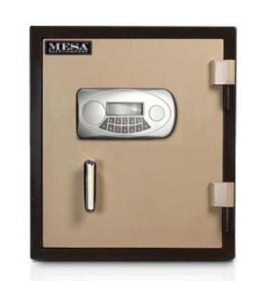Mesa Safe MF53E Fire Safe - UL Classified, All Steel, Electronic Lock, 1.3 cu ft