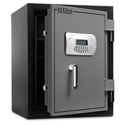 Mesa Safe MF60E Fire Safe - UL Classified, All Steel, Electronic Lock, 1.5 cu ft