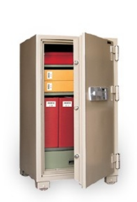 Mesa Safe MFS 100C TAN Fire Safe, 39-1/8 x 23-5/8 x 21-in, 3.5-cu ft, Combination, Tan