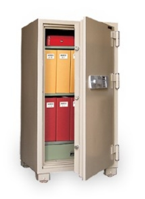 Mesa Safe MFS 120E TAN Fire Safe - 2-Hour, All Steel, Electronic Lock, 6.8 cu ft, Tan