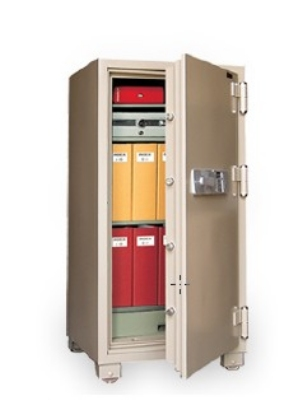 Mesa Safe MFS 140C TAN Fire Safe, 55-1/8 x 27-5/8 x 25-in, 8.3-cu ft, Combination, Tan