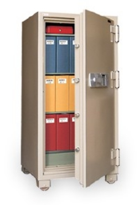 Mesa Safe MFS 160E TAN Fire Safe - 2-Hour, All Steel, Electronic Lock, 12.2 cu ft, Tan