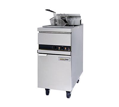 Anets 14EL14 2083 Electric Fryer - (1) 50-lb Vat, Floor Model, 208v/3ph