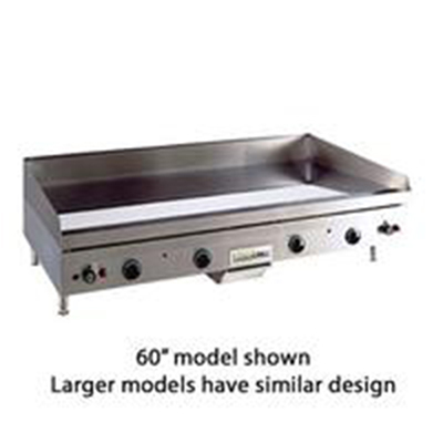 Anets A30X36GM LP Griddle, .75-in Hardened Steel Plate & Manual Controls, 36 x 30-in, LP