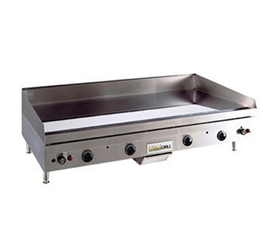 Anets A30X60GM NG Griddle w/ .75-in Steel Plate & Manual Contr
