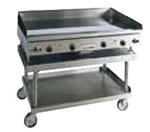 Anets AGS30X24U Countertop Equipment Stand w/ Open Base, Legs & Undershelf, 24 x 30 x 25-in