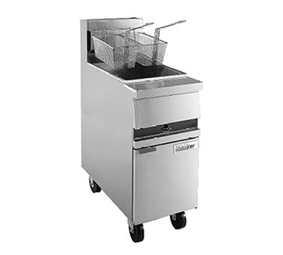 Anets MX14EGF NG Fryer w/ Snap Action H