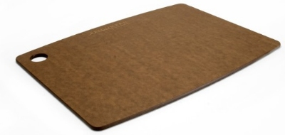 Epicurean 001-151103 15 x 11-in Lightweight Cutting Board, NSF Recycled Paper, Nutmeg