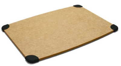 Epicurean 002-12090103 Gripper Cutting Board, 12 x 9-in, Natural w/ Slate Corners