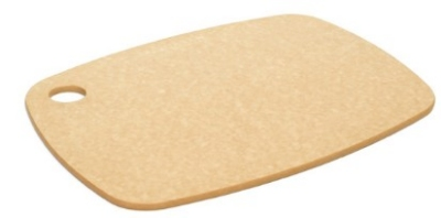 Epicurean 004-120904 Eco Paper Cutting Board, 12 x 9-in, NSF Recycled Paper, Natural